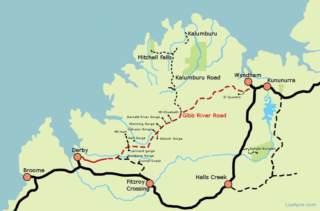 gibb_river_road_map
